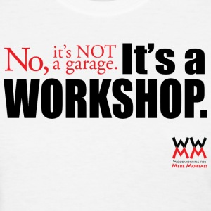 It's A Workshop Women's T-Shirts - Women's T-Shirt