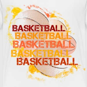 basket-basketball-usa Baby & Toddler Shirts - Toddler Premium T-Shirt