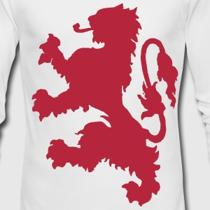 Scottish Lion - Men's Long Sleeve T-Shirt by Next Level