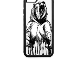 Grizzly - iPhone 6/6s Rubber Case