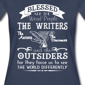 Writers, Artists, Dreamers - Women's Premium T-Shirt