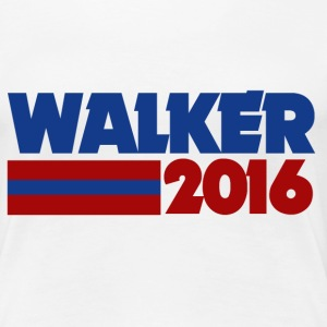 Scott Walker 2016 - Women's Premium T-Shirt
