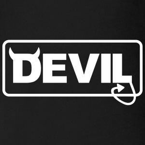 Devil Baby & Toddler Shirts - Short Sleeve Baby Bodysuit