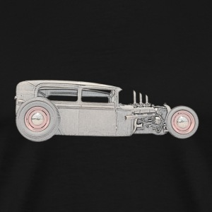1930 Ford Rat Rod - Men's Premium T-Shirt
