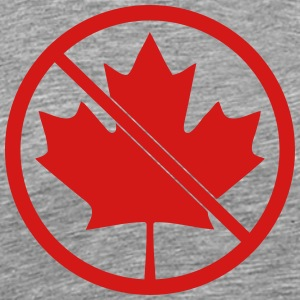 No Canadians Allowed - Men's Premium T-Shirt