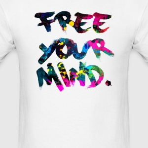 Free Your Mind. T-Shirts - Men's T-Shirt