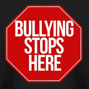 Bullying stops here - Kids' Long Sleeve T-Shirt