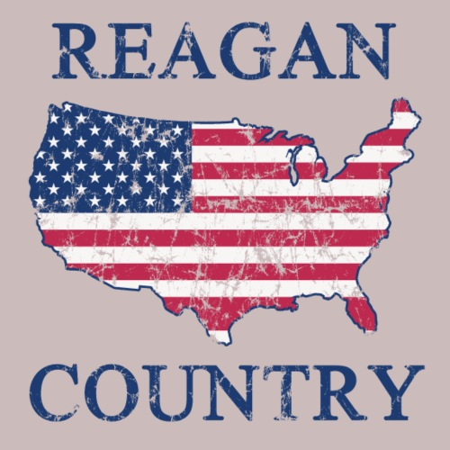 Reagan Country Retro Fade