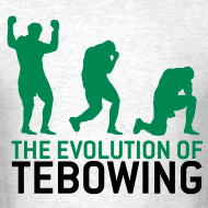 Design ~ The Evolution of Tebowing