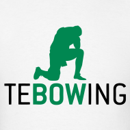 Design ~ Tebowing White