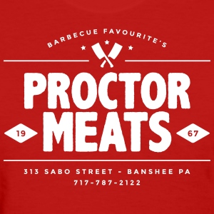 Proctor Meats - Women's T-Shirt