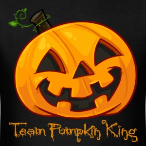 Team Pumpkin King - Men's T-Shirt