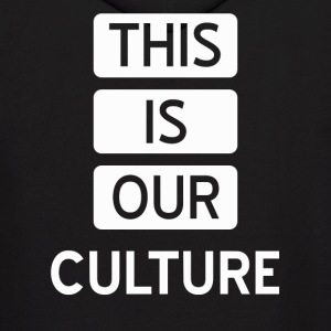 Fall Out Boy THIS IS OUR CULTURE Men's Zip Hoodie - Men's Hoodie