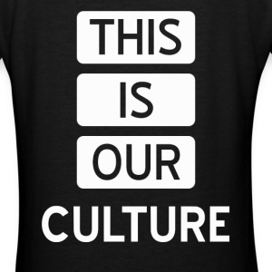 Fall Out Boy THIS IS OUR CULTURE Women's V-Neck - Women's V-Neck T-Shirt