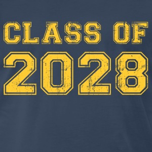 Class Of 2028 T-Shirts - Men's Premium T-Shirt