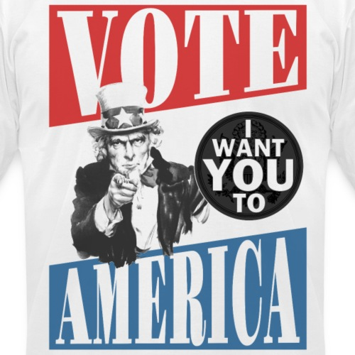 Uncle Sam VOTE