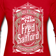 Design ~ Fred Sanford - Women's Long Sleeve