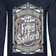 Design ~ Fred Sanford - Men's Long Sleeve