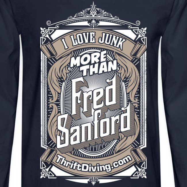Fred Sanford - Men's Long Sleeve