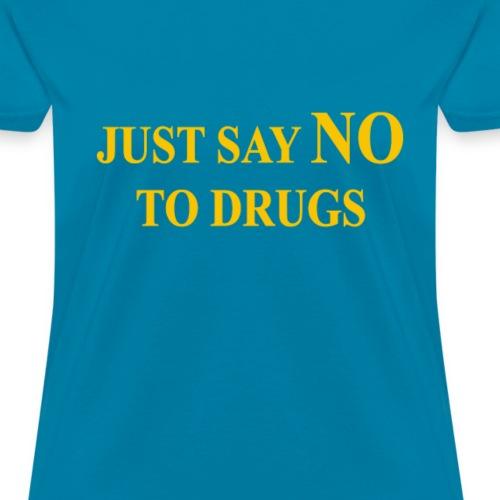 Just say no to drugs – Lindsay Lohan