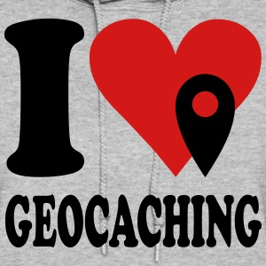 I love geocaching Hoodies - Women's Hoodie