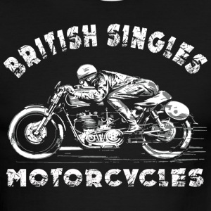 british rider T-Shirts - Men's Ringer T-Shirt
