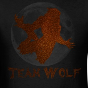 Team Wolf - Men's T-Shirt