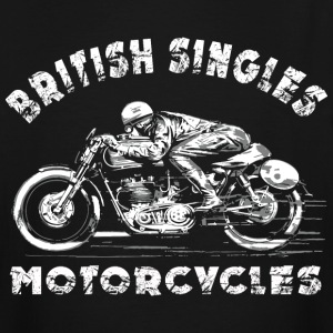 british rider T-Shirts - Men's Tall T-Shirt