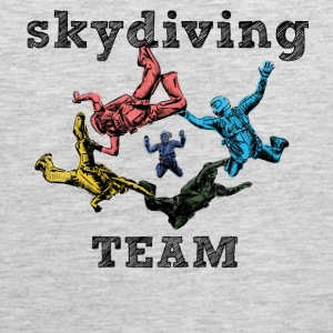 skydivers Tank Tops - Men's Premium Tank