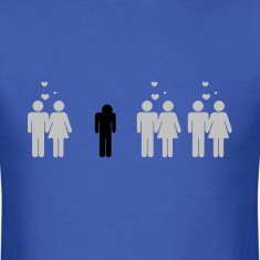 Forever alone t shirt