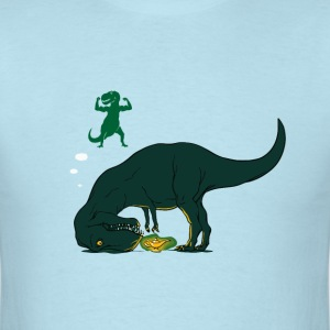 T-rex arms t shirt - Men's T-Shirt