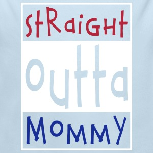 Straight Outta MOMMY Baby & Toddler Shirts - Long Sleeve Baby Bodysuit