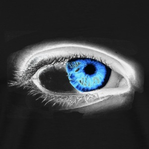 Blue eye - Men's Premium T-Shirt