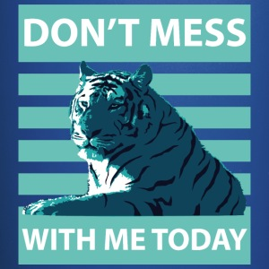 dont-mess-with-me-tiger Mugs & Drinkware - Full Color Mug