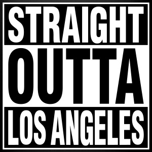 Straight Outta LA Mugs & Drinkware - Full Color Mug