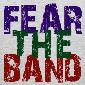 Fear the band Tank - Men's Premium Tank