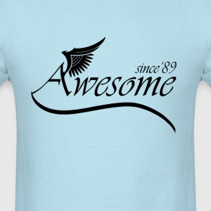 Awesome Since 1989 T-Shirts - Men's T-Shirt