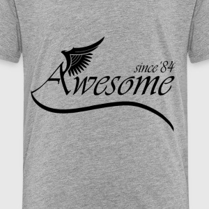 Awesome Since 1984 Baby & Toddler Shirts - Toddler Premium T-Shirt