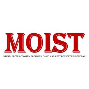Moist (DESSERTS!) - red