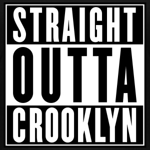 STRAIGHT OUTTA CROOKLYN Kids' Shirts - Kids' Premium T-Shirt