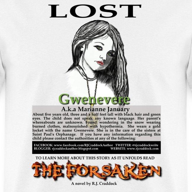 Lost - The Forsaken book tee