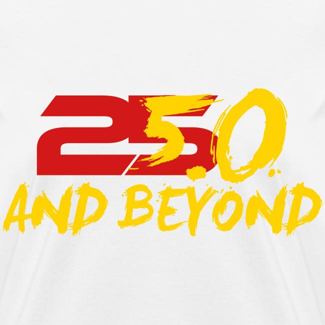 5.0 & Beyond Tee