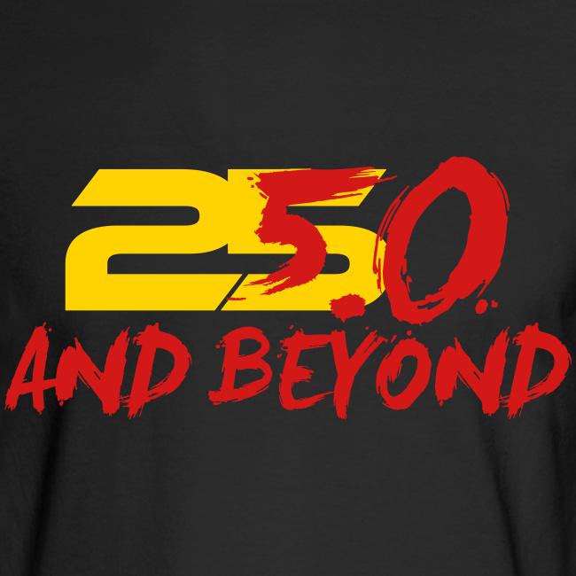 5.0 & Beyond Long Tee
