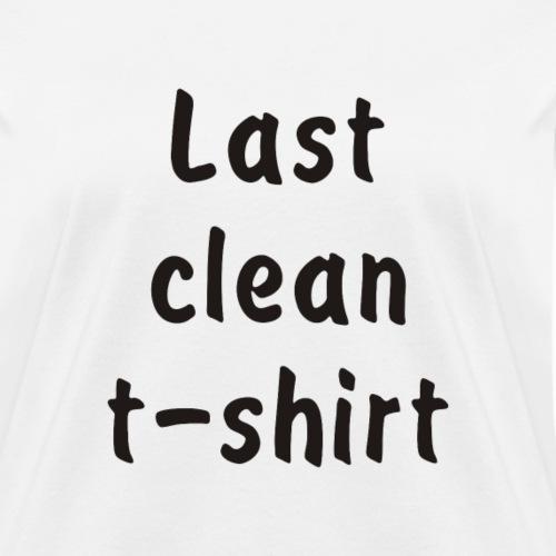 Last Clean T-shirt – Cara Delevingne