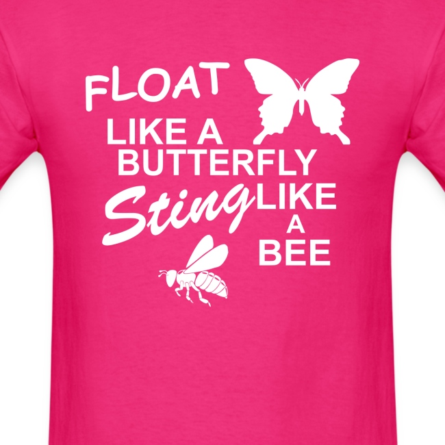 Muhammad Ali – Float Like a Butterfly