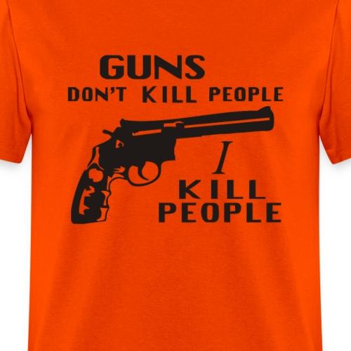 Happy Gilmore – Guns Don't Kill People