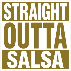 Straight Outta Salsa Tanks - Women's Premium Tank Top