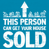 Design ~ Get Your House Sold Tee