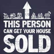 Design ~ Get Your House Sold Vneck