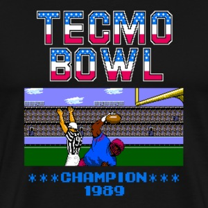 Tecmo Bowl Champion - Men's Premium T-Shirt